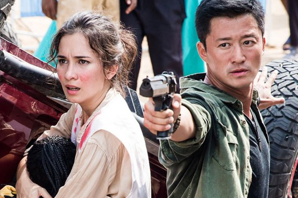 San Gabriel Valley Sounds Off On Wolf Warrior 2
