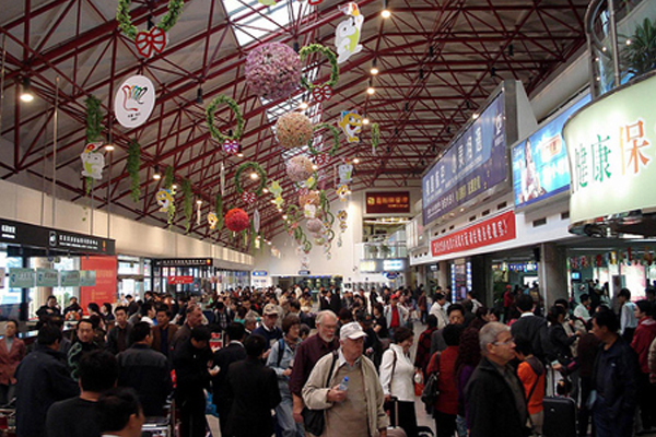 Chinese Outbound Tourism Soars