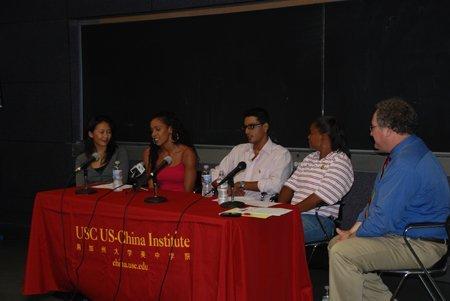 USC's Hongping Li