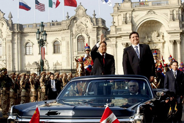 China Raises the Stakes in Latin America