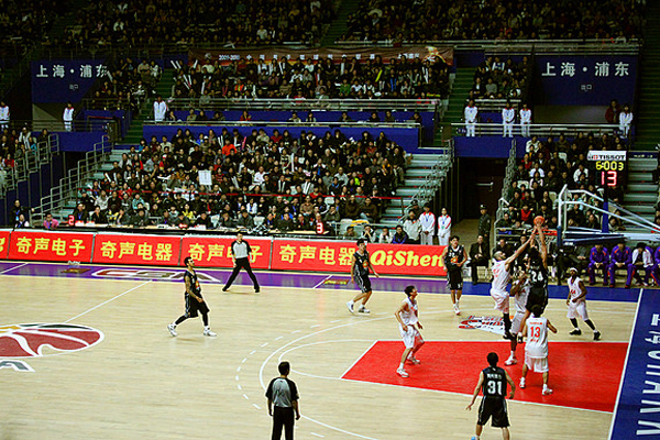 American Import Players Dominate the Chinese Basketball Scene