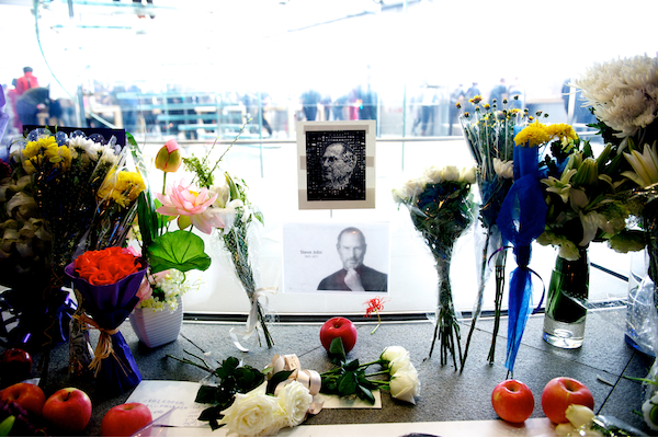 Voices: Chinese Netizens React to Steve Jobs' Passing