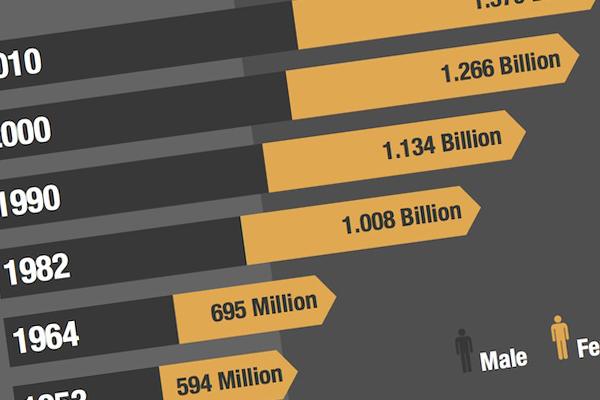 Infographic: China's Census Data