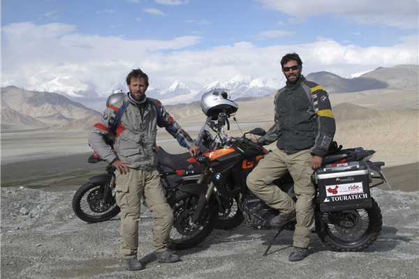 The Middle Kingdom Ride: 2 Brothers, 2 Motorcycles, 1 Epic Adventure in China
