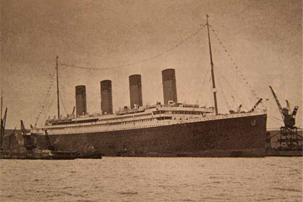 The Titanic's Chinese Connection