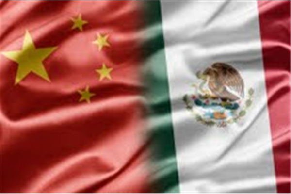 Guanxi and Amistad, Developments between China and Mexico墨西哥和中国的发展