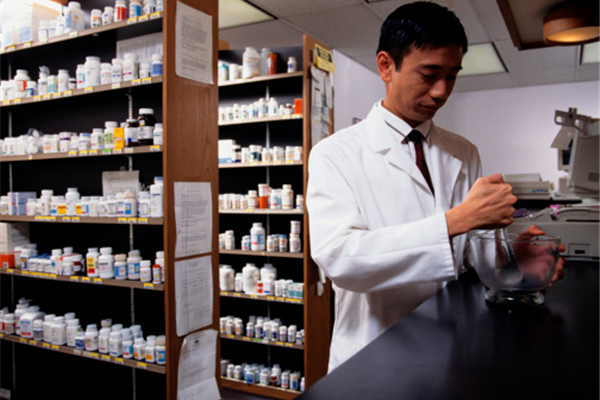 What to Prescribe for China's Pharmaceutical Industry
