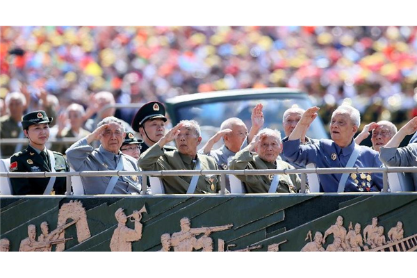 Voices: China's Military Parade