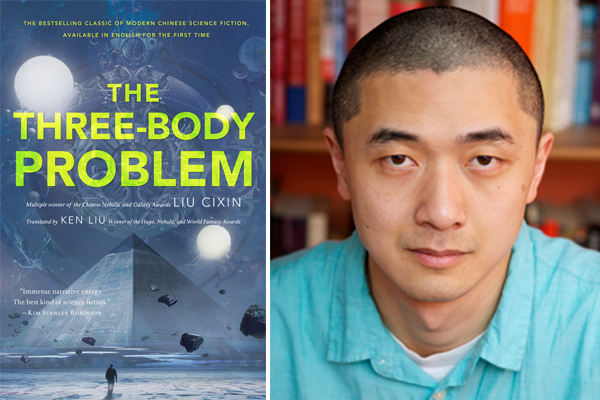 "Q&A With Ken Liu, Translator of ""The Three-Body Problem"""