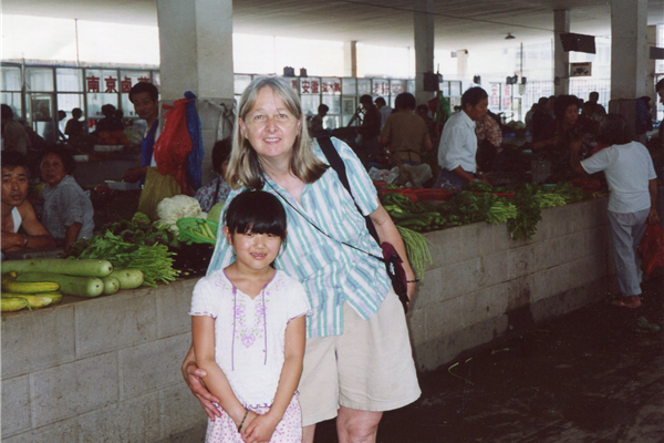 """Q&A With Melissa Ludtke, Co-Creator of """"Touching Home in China"""""""