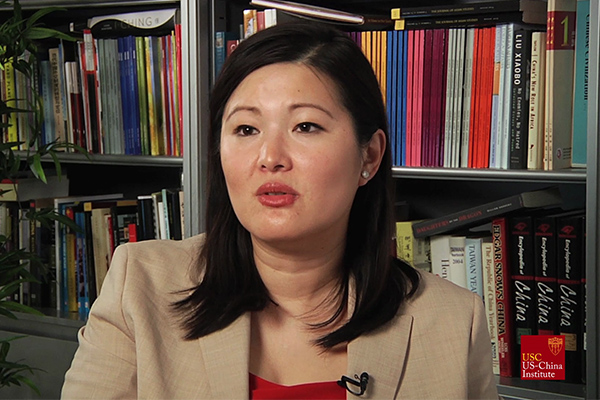 Q&A With Mei Fong, Author of One Child