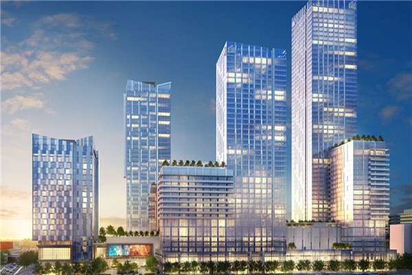 Downtown Los Angeles: China's Real Estate Playground