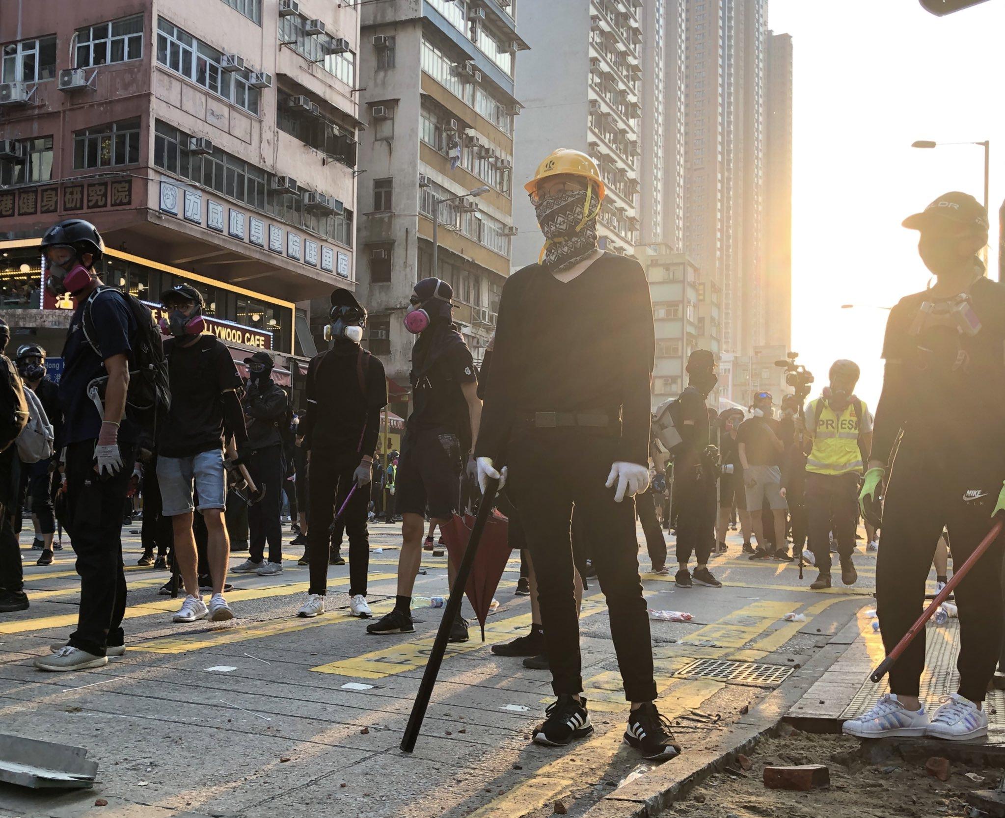 Escalating Violence in Hong Kong: Q&A With HK-based Lawyer Antony Dapiran