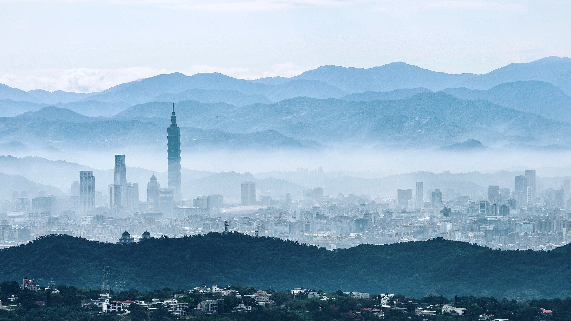 As China Bars Reporters, Taiwan Emerges as a Journalist Hub