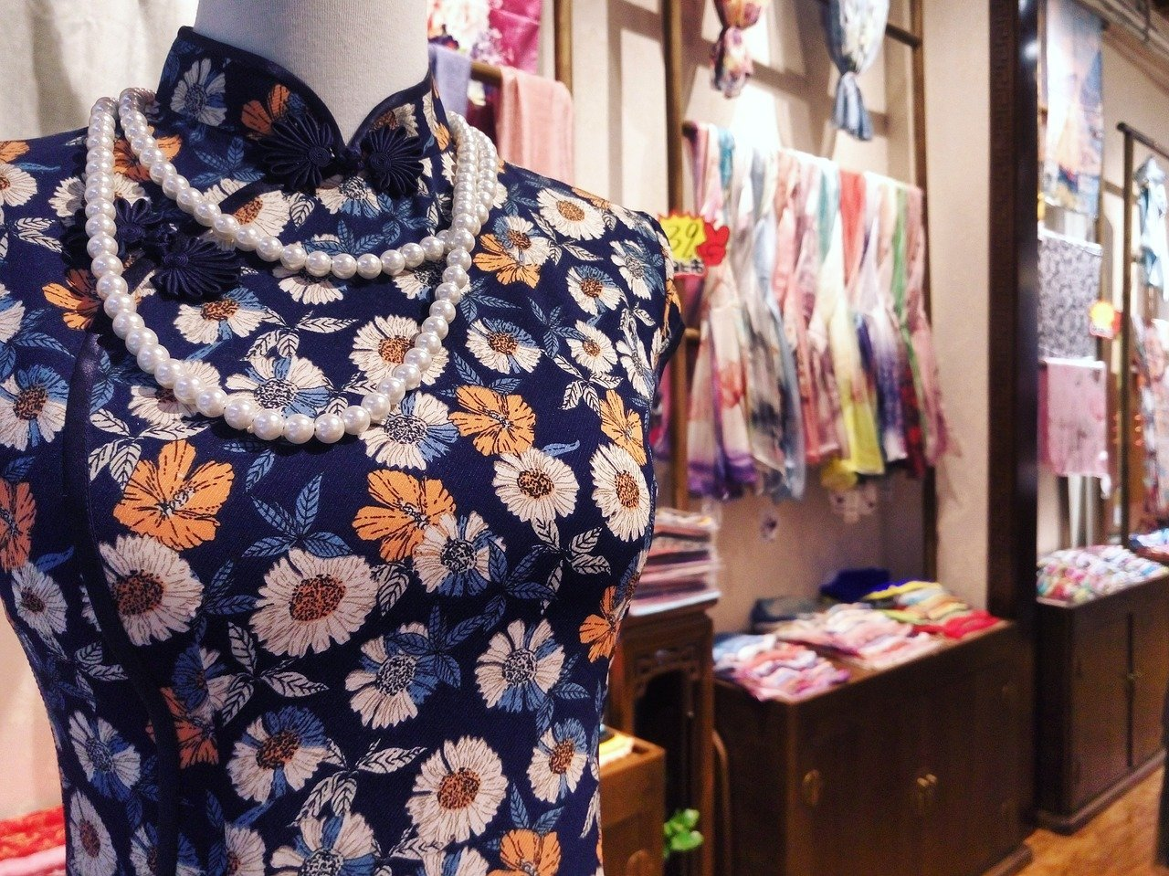Say Yes to the West: Globalization of the Qipao